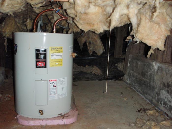 A Water Heater In Naturita Crawl E