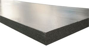 SilverGlo crawl space wall insulation available in Collbran